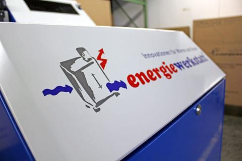 Energiewerkstatt Produktion