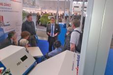 Energiewerkstatt auf der Hannover Messe