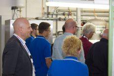 Ein Highlight der Ausstellung: Emissionsfreier BHKW-Betrieb mit Power to Gas (PTG)