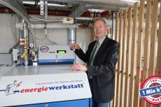 Dipl.-Ing. Dierk Schneider, Bereichsleiter Wärmecontracting GBH