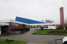 Das Hallenfreibad in Salzgitter-Thiede. Hier steht seit 2009 eine ASV 20 von Energiewerkstatt.