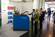 Energiewerkstatt auf der E-World – energy & water in Essen