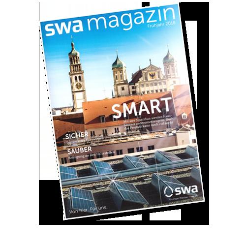 SWA Magazin Frühjahr 2018