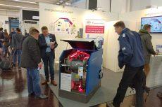 Energiewerkstatt auf der E-World 2020 in Essen